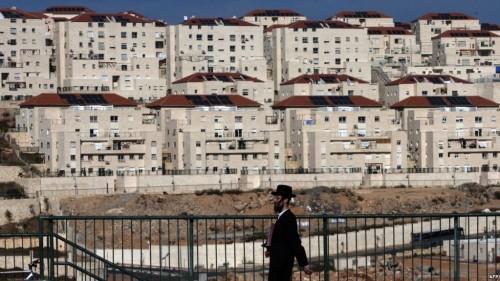 """تقرير: إسرائيل زادت نشاطها الاستيطاني منذ تولي """"ترامب"""""""