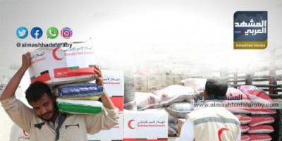 الدعم الإماراتي لمحافظة حضر موت (انفوجرافيك)