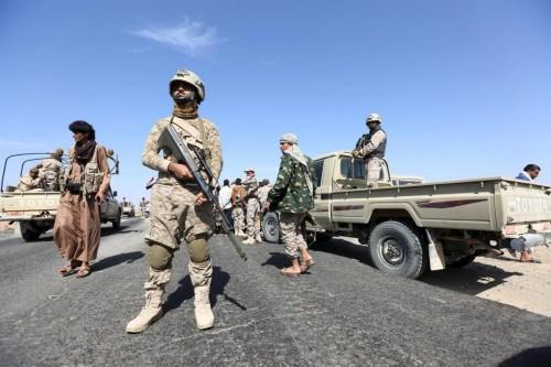 العبادي يستنكر عدم قدرة جيش الشرعية من التخلص من الحوثي
