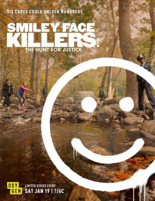 19 يناير .. عرض مسلسل Smiley Face Killers