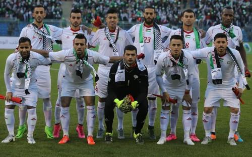 منتخب فلسطين يصل إلى الإمارات للمشاركة في كأس آسيا 2019