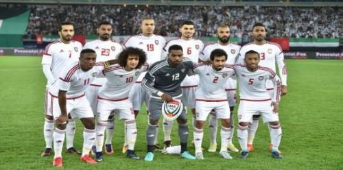منتخب الإمارات يدخل المرحلة الأخيرة من الاستعداد لكأس أمم آسيا
