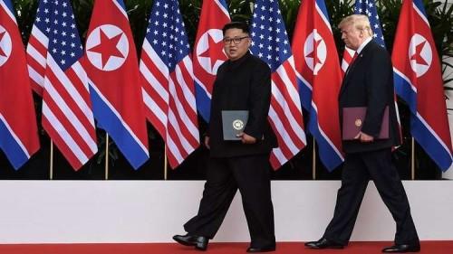 ترامب يعلن عن تلقيه رسالة من الزعيم الكوري الشمالي