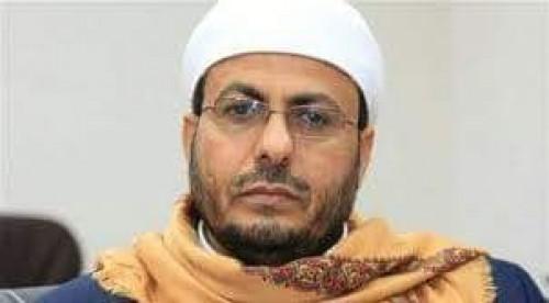 وزير الأوقاف: الحوثي لو انتهى ستظل فكرة الإمامة موجودة