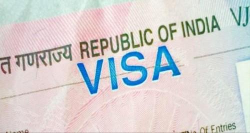 مصدر: صرف تأشيرات الدخول إلى الهند من عدن مرتبط بهذه الجهة