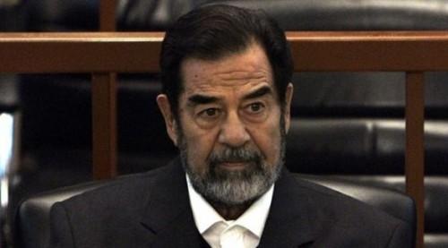 في الذكرى الـ 12.. تعرف على المحضر الرسمي لإعدام صدام حسين