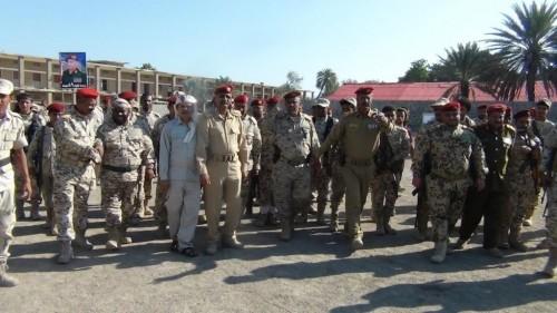 تفاصيل تدشين العام التدريبي الجديد بالمنطقة العسكرية الرابعة