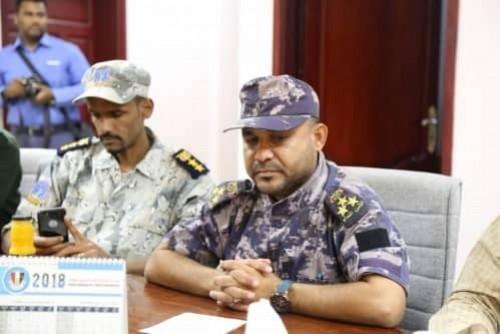 أمن ساحل حضرموت يكشف حقيقة القبض على المشتبه به في المكلا