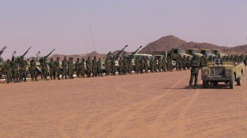 """تحذيرات مغربية لـ """"البوليساريو"""" من التوغل في إقليم الصحراء"""