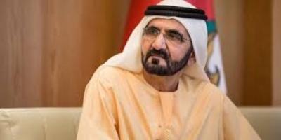هزاع بن زايد: محمد بن راشد أشعل أنوار المحبة