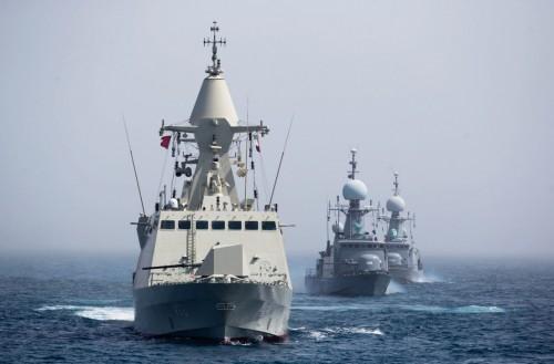 إيران تعتزم إرسال سفناً حربية غربي المحيط الأطلسي