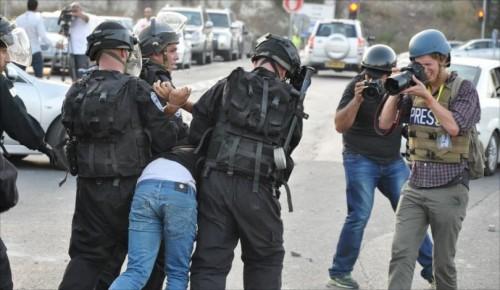 قوات الاحتلال الإسرائيلي تعتقل فلسطينياً غرب جنين