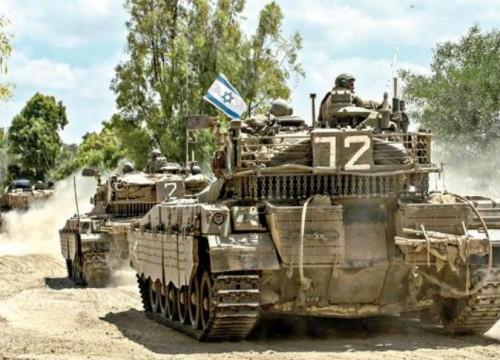 توغل محدود لآليات إسرائيلية جنوبي قطاع غزة