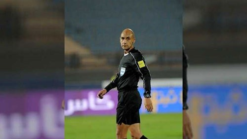 حكم مصري يدير مباراة ديربي تونس