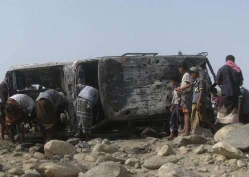 مقتل قيادي بارز بالقاعدة في مأرب
