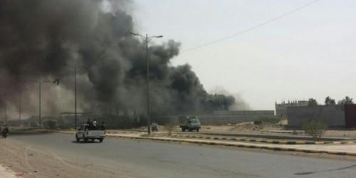 محاولة تسلل فاشلة للحوثيين في الحديدة (تفاصيل)