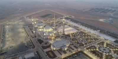 """""""الفتاح العليم"""" أكبر مساجد مصر يفتتح قريبًا"""
