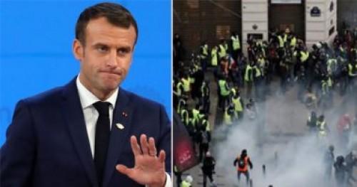 الحكومة الفرنسية: السترات الصفراء محرضون وهدفهم الإطاحة بنا