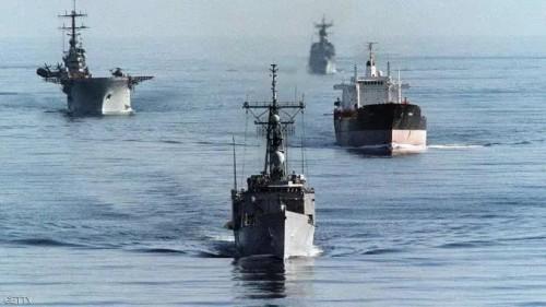 تعليق أمريكي على قرار إيران بإرسال سفن بالمحيط الأطلسي