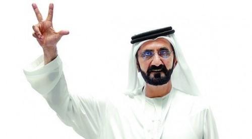 """سياسي عن مبادئ """" بن راشد """" : الإمارات تلهم العالم"""