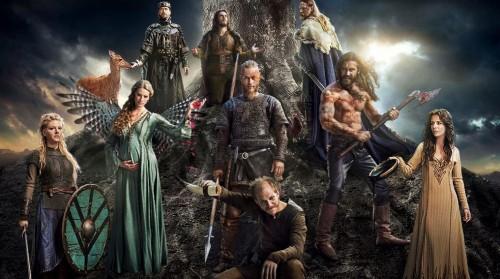 2019 يشهد نهاية سلسلة Vikings