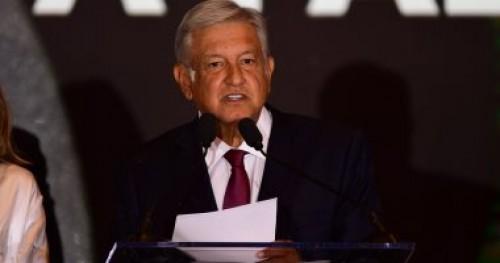 رئيس المكسيك: لا امتلك اي عقارات أو سيارات