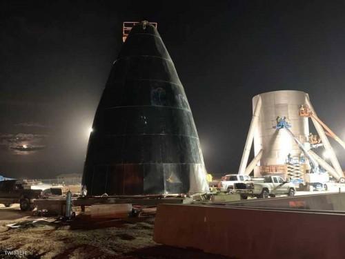 ظهور الملامح الأولى لسفينة الفضاء التي ستقل البشر إلى المريخ