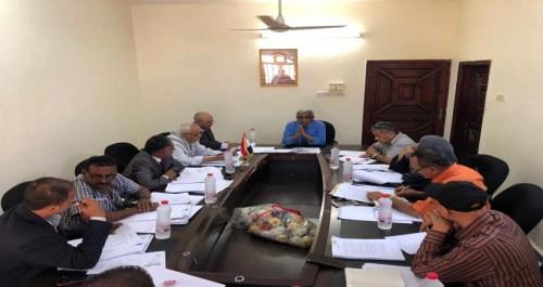 اجتماع في عدن يناقش خطة 2019 بشأن المياه والبيئة (تفاصيل)