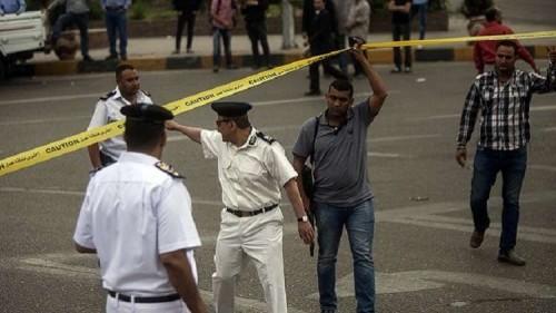 مقتل ضابط شرطة في تفجير قرب كنيسة في مدينة نصر بالقاهرة