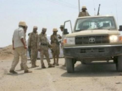ارتفاع حصيلة قتلى الهجوم الإرهابي على نقطة الحزام الأمني بأبين