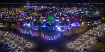 بـ 3 ملايين زائر.. القرية العالمية في دبي تحقق رقما قياسيا