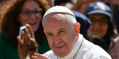 البابا فرنسيس: الكنيسة تنمو في صمت وصلاة