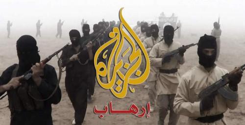 """ثالوث الشر """"الإخوان والإرهاب والجزيرة"""" يشنون حملات خبيثة على قوات النخبة والحزام الأمني"""