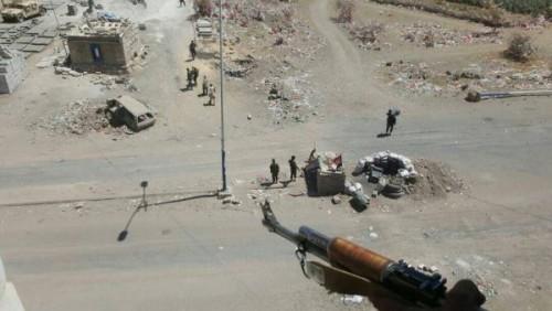 استشهاد الجندي الجريح في الهجوم الإرهابي على نقطة القوز