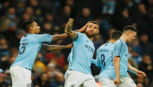 مانشستر سيتي يفوز 7-0 على روثيرهام في كأس الاتحاد الإنجليزي