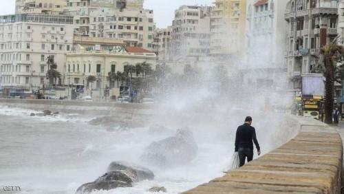 بسبب سوء الأحوال الجوية.. مصر تغلق 7 موانئ