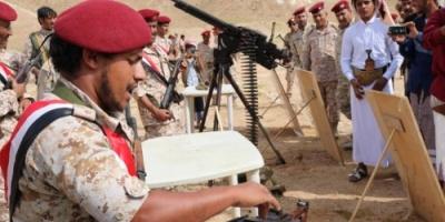 تدشين العام التدريبي للوحدات العسكرية والأمنية بالمهرة