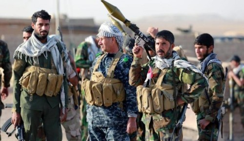 هكذا هددت مليشيا إيران العراقية باستهداف القوات الأمريكية