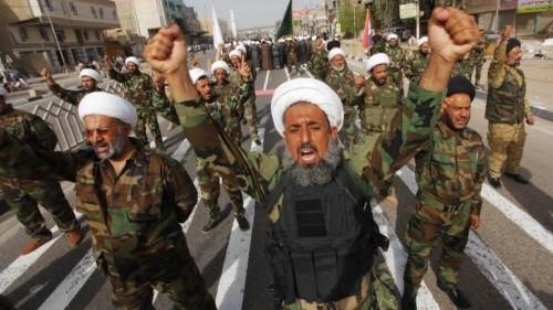 """""""الحريري"""" يطالب بخروج مليشيات إيران من سوريا"""