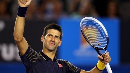 ديكوفيتش يتصدر الترتيب الشهري للاعبي التنس المحترفين