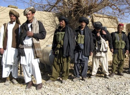 مقتل 21 شرطياً على يد مسلحي طالبان بأفغانستان
