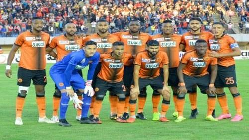 نهضة بركان يفوز على اتحاد طنجة في الدوري المغربي