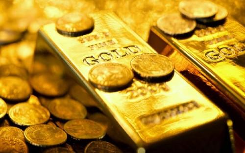 مع صعود الأسهم الذهب يقلص مكاسبه