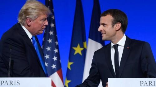مباحثات أمريكية فرنسية حول خطط الانسحاب من سوريا