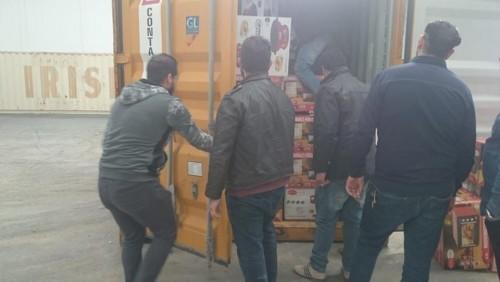 السلطات الليبية  تحبط دخول شحنة أسلحة تركية إلى أراضيها