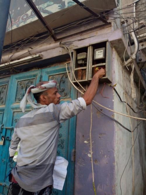 استمرار حملة قطع الكهرباء عن المتخلفين عن سداد الفواتير