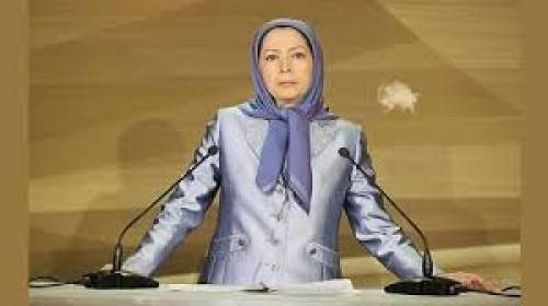 """""""رجوي"""" تطالب الأوروبي بإدراج الاستخبارات الإيرانية على لائحة الإرهاب"""