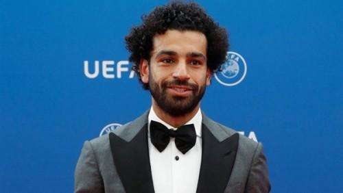 أفضل لاعب في إفريقيا.. صلاح يحتفل مع جمهوره على تويتر