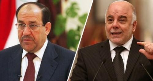 """""""العبادي يتهم نور المالكي باستدعاء القوات الأمريكية للعراق مجدداً"""
