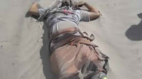 العثور على جثة أحد المواطنين أمام قاعة أفراح بعدن (تفاصيل)